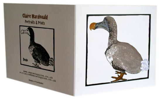 dodo card photo