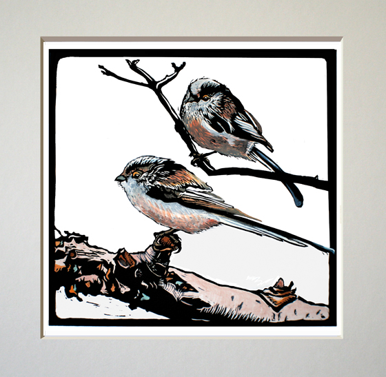 longtailed tits